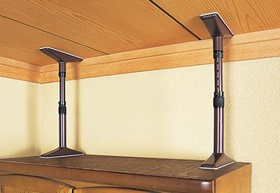 家具転倒防止器具のロングセラー「マグニチュード7」